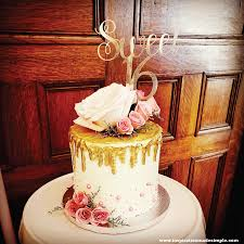Diy Sweet 16 Cake Topper Inspiration Made Simple