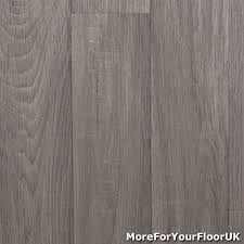 details about mid grey wood plank vinyl flooring slip resistant lino 3m cushion floor