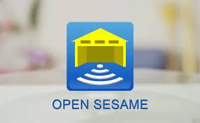 open garage door with phoneUniversal phone Smartphone Remote Garage Door Opener App