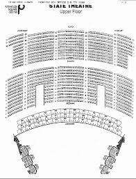 Fox Theater Atlanta Seating Chart With Numbers 68 Efficient Fox Theatre Atlanta Detailed Seating Chart