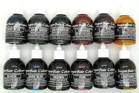 Cake Decorating Airbrush Kit Cake Decorating Colours Salacelcom