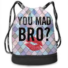 Mad By Design Bags Amazon Com You Mad Bro Multifunctional Bundle Backpack