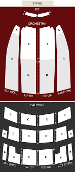 Oakland Seating Chart Paramount Theater Oakland Ca Seating Chart Stage San