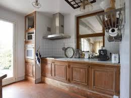 Relooker Une Cuisine Rustique Maison Travaux