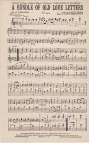 Download and print in pdf or midi free sheet music for a winter story by remedios arranged by nevermind for piano (solo). Creating A Life Love Letter Note Box And Free Printable Vintage Sheet Music Love Letters Lettering