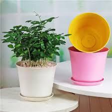china biodegradable flower pot plastic