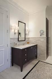 bathroom half wall tile amazing home designs ideas in 20