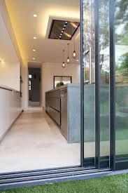 frameless sliding glass patio door