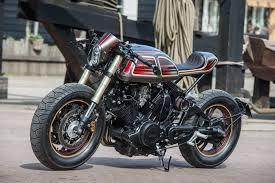 raphael the xv750 caferacer