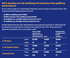 We did not find results for: Southwest Boosting Companion Pass Accounts Making It Easier To Fly For Free In 2021 And 2022 Deals We Like