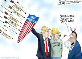 Image result for trump trade war welcome