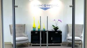 interior glass office doors. Simple Glass Glass Office Doors Attractive Waynesc Org Intended For 10 Interior  Interior R