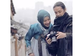 penonton nilai film jilbab traveler
