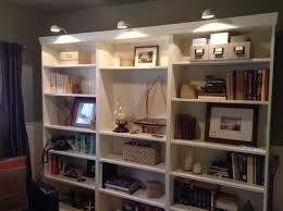ikea bookcase lighting. Ikea Billy Bookcase Lights Luxury Lighting For Bookshelves Bookshelf Shelf 2018 Home Ideas