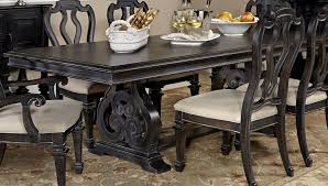 dining table american drew southbury
