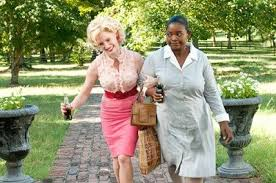 the help a movie about a white w who told the story of the  jessica chastain and octavia spencer in the help