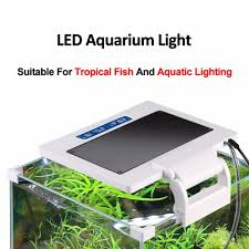 Sun Sun Led Light Nicrew Sunsun Clamshell Design Led Aquarium Aquarium Led
