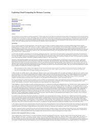 essay apa style example list
