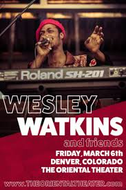 Wesley Watkins & Friends w/ Brothers of Brass in Denver at