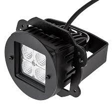 Jeep Wrangler JK Unlimited 07 2015 LED Fog Light Mounts for 3