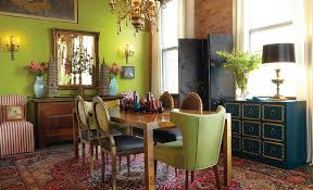 40 Red And Green Dining Rooms For The Holidays And Beyond Cool Red Dining Rooms Collection