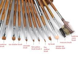 32 makeup brushes and their uses. 32 makeup brushes and their uses u
