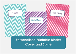 Free Printable Binder Templates Free 7 Sample Binder Cover Templates In Pdf Psd Vector