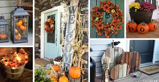 27 Best Fall Porch Decorating Ideas And Designs For 2017