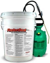 radon seal pail