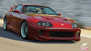 Toyota Supra Racing (Forza Horizon 2) by akmal777 on DeviantArt