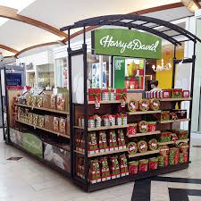 harry david pop up s and kiosks bring gourmet gifts to holiday pers across the country