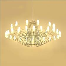 staggering large led modern chandelier with metal frame in chandeliers from modern metal chandeliers