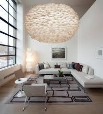 Eos Lighting Vita Eos Xl Feather Pendant Interior Design Home Decor