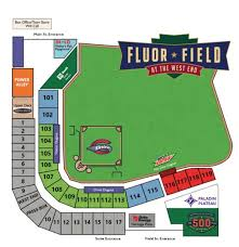 Greenville Drive Stadium Seating Chart Greenville Drive Seating Related Keywords Suggestions
