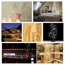 Where Can I Buy Fairy Lights In Nairobi Excelvan 280 Led Copper Wire Branch String Lights White Uk