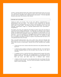 10 Pharmaceutical Sales Cover Letters Letter Signature