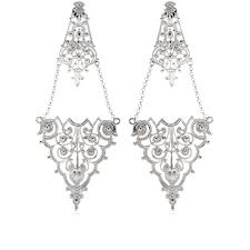 full size of lighting luxury silver chandelier earrings 24 iam by ileana makri fl sterling drop