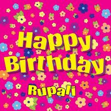 happy birthday rupali happy birthday Birthday Cake Images With Name Rupali happy birthday rupali Birthday Cakes with Name Edit