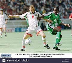 Calcio - Coppa del Mondo in Francia 98 - Gruppo D - Nigeria v Bulgaria Foto  stock - Alamy