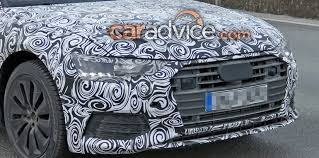 2018 audi 6. beautiful audi at the front wider grille and slimmer headlights are major  differences from model on sale today while rear is still a mystery as  throughout 2018 audi 6