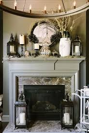 best 25 mantel ideas on fireplace classy decorations and diy fabric bunting banner no sew