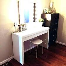 vanity desk with lights vanity mirror