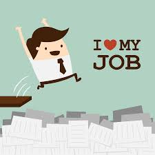 how to love your job in 8 relatively easy lessons a big takeaway is that what you perceive as a less than ideal job can be transformed by how you approach that job how you deal your boss and