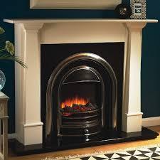 flat wall fireplaces