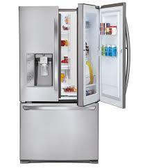 lg refrigerator reviews. lg super capacity door in refrigerator reviews g
