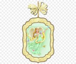 angel ornament picture frame fictional character png