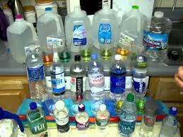 Analyzing Comparing Brands Of Bottled Water