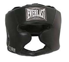 Everlast Mixed Martial Arts Full Head Guard One Size