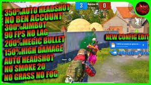 magic bullet config pubg mobile aimbot ...
