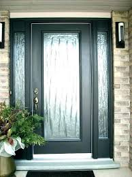 frosted glass front door etched entry designs doors panels sides with side frosted glass front door